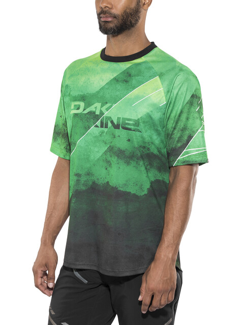 Dakine Thrillium S/S Jersey Men Summer Green/Fir